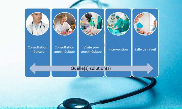 Les solutions d'informatisation en Anesthésie