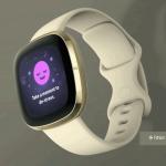 Fitbit: une nouvelle montre de mesure de stress