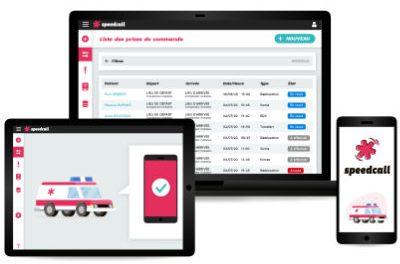 EMED: Un connecteur SpeedCall (SANILEA) pour la gestion des transports