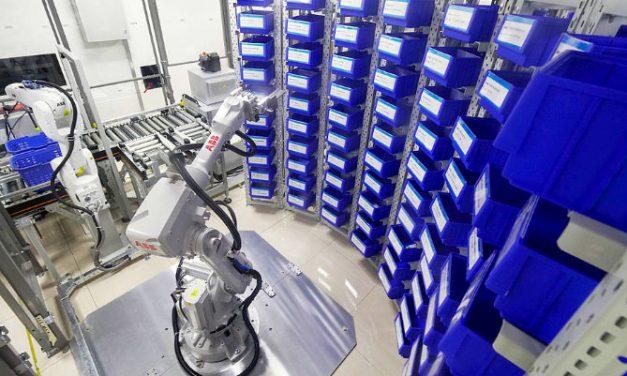 La robotisation d'une PUI